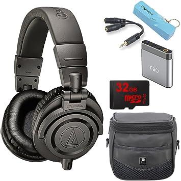 Audio-Technica ATH-M50 X profesional Studio auriculares ...