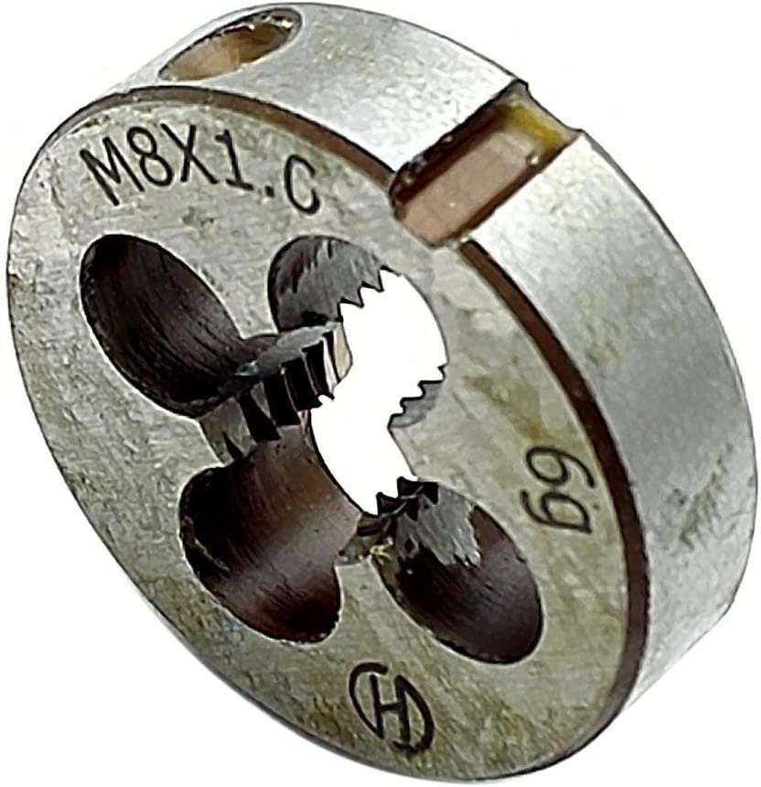 New1pc Metric Right Hand Die M38X1.0mm Dies Threading Tools 38mmX1mm pitch