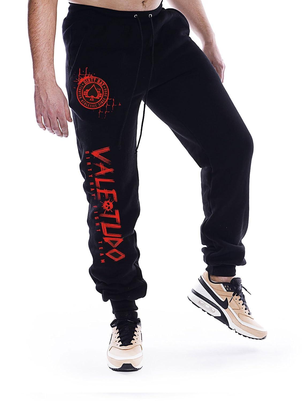 Dirty Ray Artes Marciales MMA Valetudo pantalón de chándal hombre con bajo elástico SDVT1S Model: SDVT1S