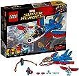 Lego - 76076 - Super Heroes - Inseguimento sul jet di Capitan America