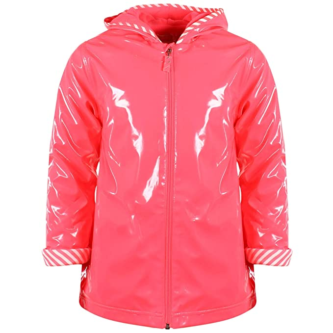 retail prices best choice special for shoe Billieblush Raincoat 499 Neon Pink: Amazon.co.uk: Clothing