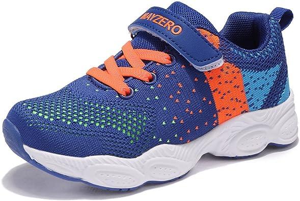 Unisex-niños Zapatillas de Running Zapatos para Correr Niños ...