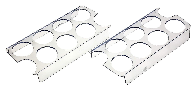 2 soportes universales para huevos 10270 (máx. 14 huevos) para ...