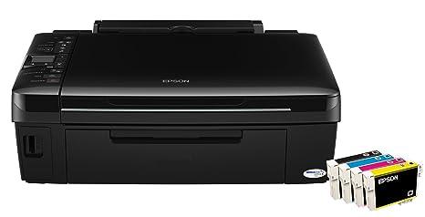 Epson Stylus SX218 - Impresora multifunción de Tinta Color (34 ppm ...