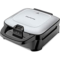 Elechomes Belgian Waffle Maker with Removable Plate