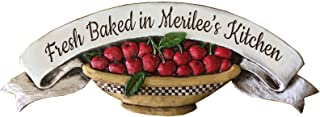 product image for Piazza Pisano Kitchen Cherry Wall Decor Personalized Plaque