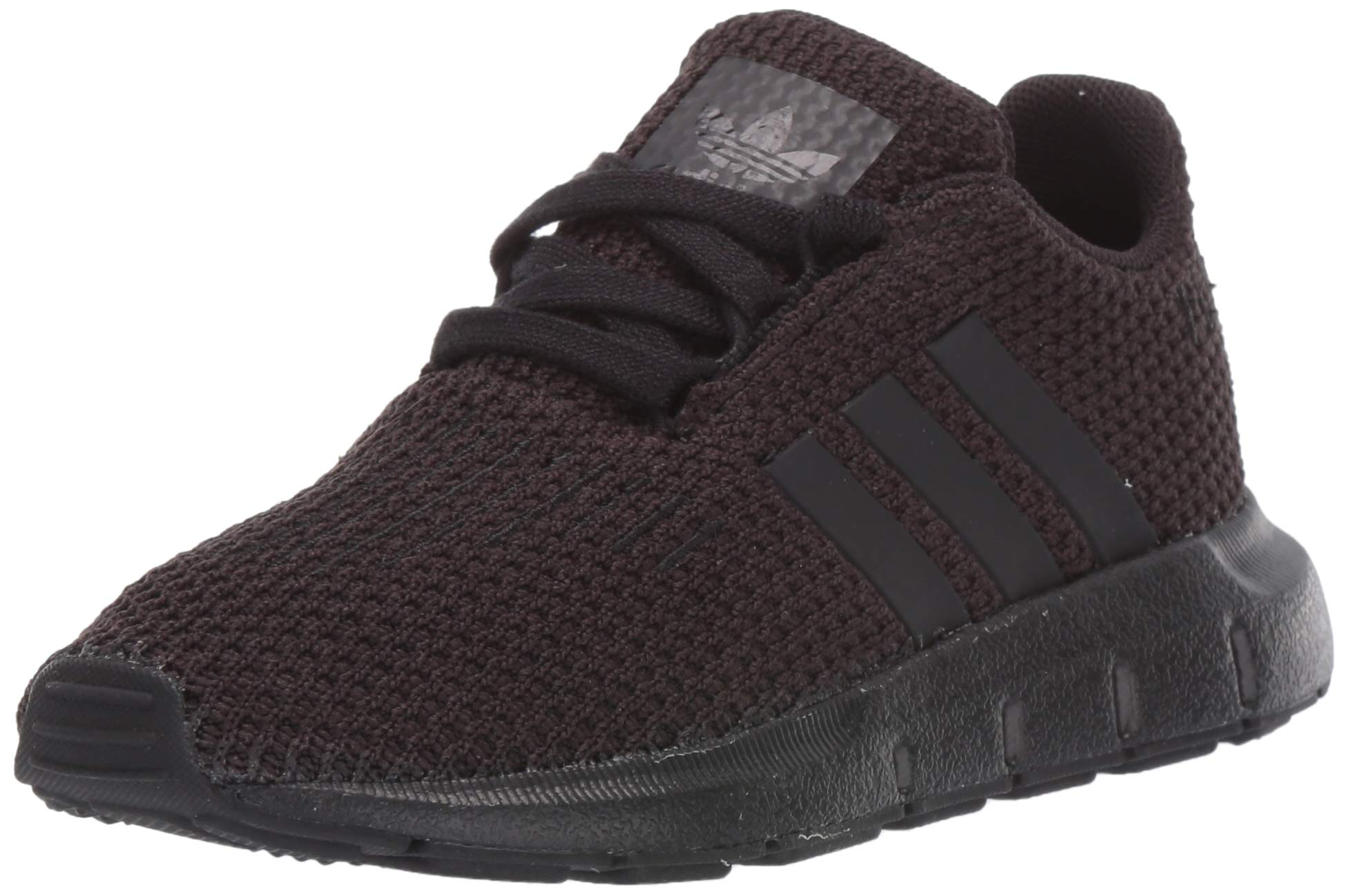 adidas Originals Baby Swift Running Shoe, Black, 8.5K M US Toddler by adidas Originals