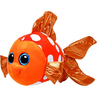 Ty Beanie Boos - SAMI The Fish (Large Size - 17 inch): Toys & Games