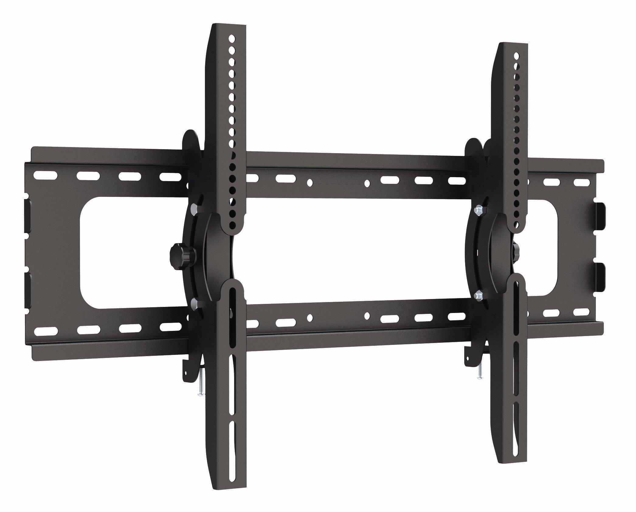 Husky Mounts 80 Inch Universal TV Wall Mount Tilting Super Heavy Duty Fits Most 80 70 65 60 55 50 47 42 40 Inch LED LCD Plasma Flat Screen TV Bracket up to VESA 760x470 (30''X 18'' ) and 165 Lbs