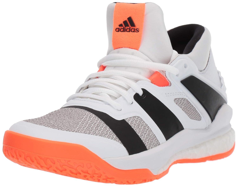 newest collection e30de 85e1d Amazon.com   adidas Men's Stabil X Mid Volleyball Shoe ...