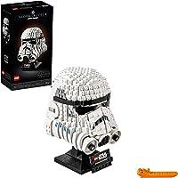 LEGO Kit de construcción Coleccionable Star Wars™ 75276 Casco de Stormtrooper™ (647 Piezas)