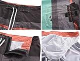 Nonwe Men's Sportwear Quick Dry Swim Trunks with