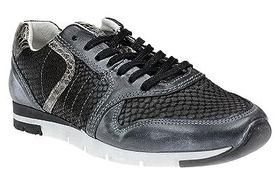 Carly 75 - Damen Schuhe Sneaker - 5300-dark-grey, Größe:41 EU Post Xchange