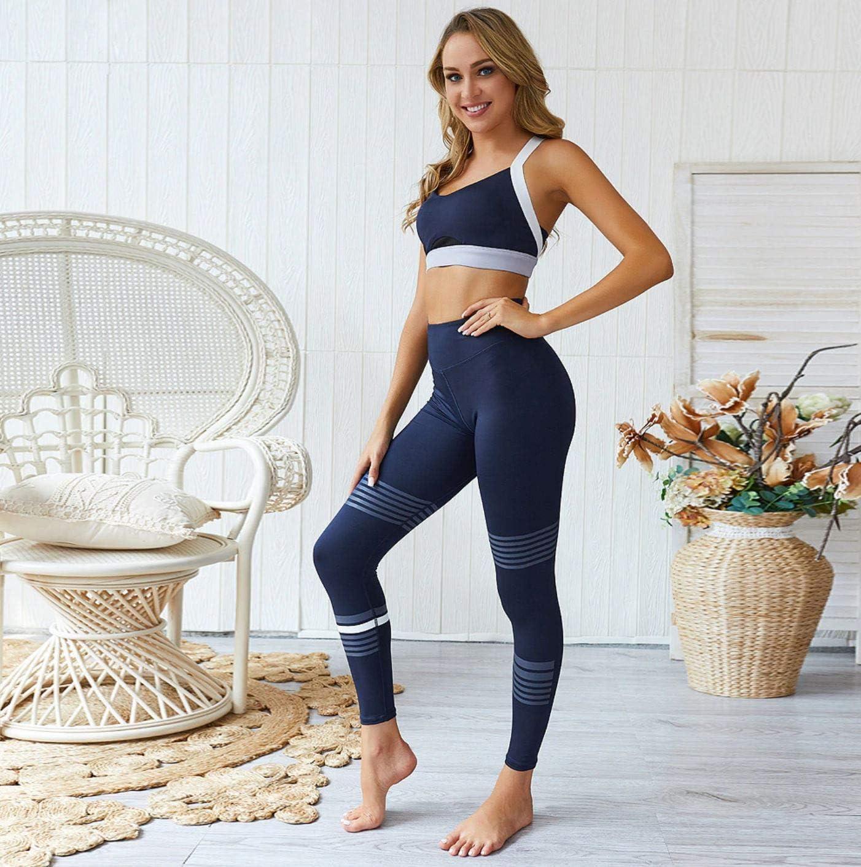 Amazon.com : Yikes 2019 New Women Sports Active Wear Gym ...