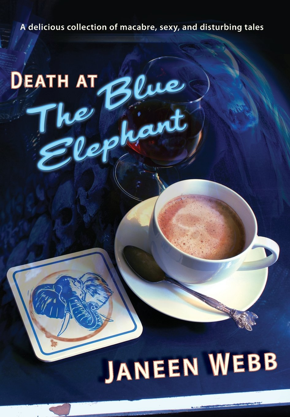 Read Online Death at the Blue Elephant ebook
