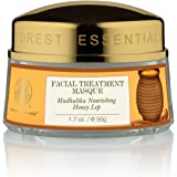 Forest Essentials Madhulika Nourishing Honey Lep Facial Treatment Masque, 50g