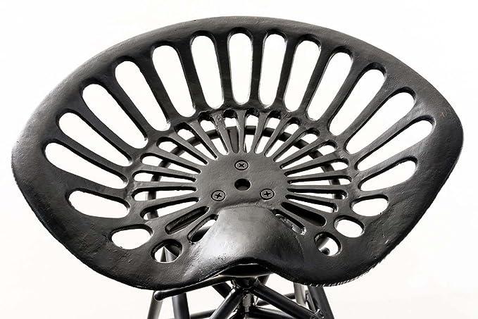 Clp sgabello trattore meto stile industriale in metallo sgabello