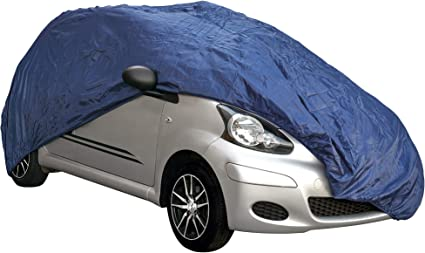 Cubierta de Coche Transpirable encaja Toyota IQ Entrega Rápida