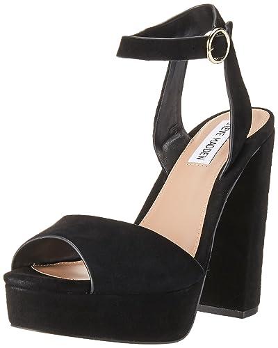 c134163d42d Amazon.com  Steve Madden Women s Madeline Heeled Sandal  Shoes