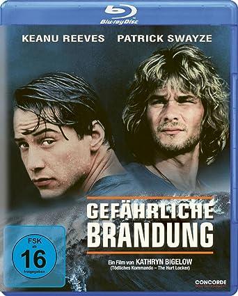 Gefährliche Brandung (Blu-Ray oder DVD)