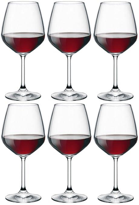 78 opinioni per Rocco Bormioli Bicchieri Divino Cl 53- confezione da 6 pz