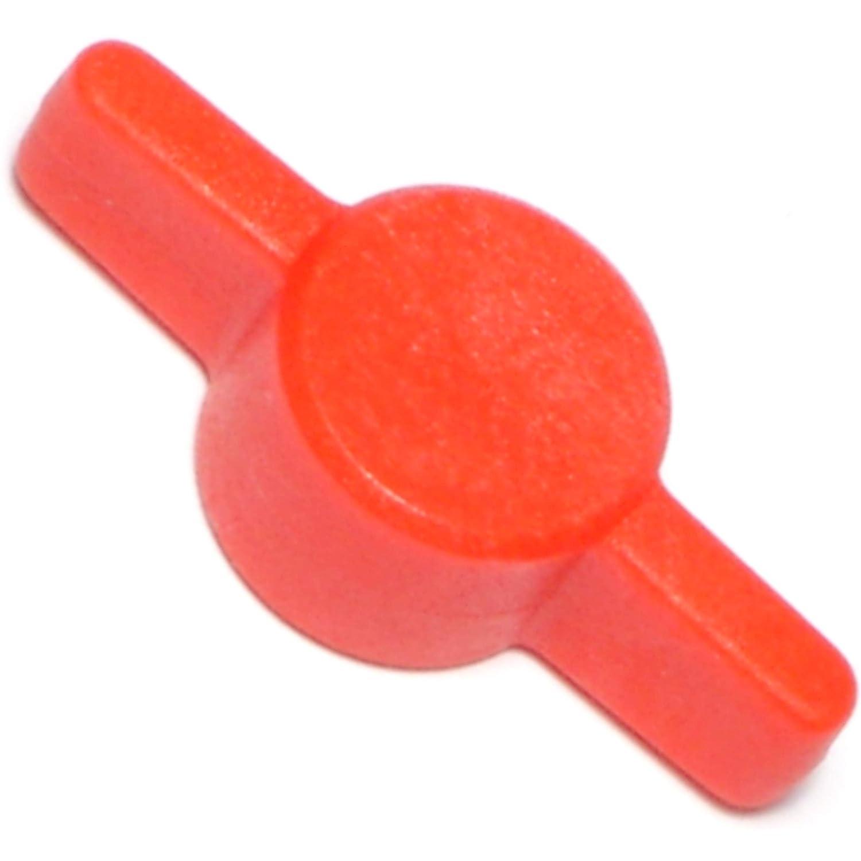 Piece-5 Hard-to-Find Fastener 014973211196 Tee Thumb Screws Knobs 5//16