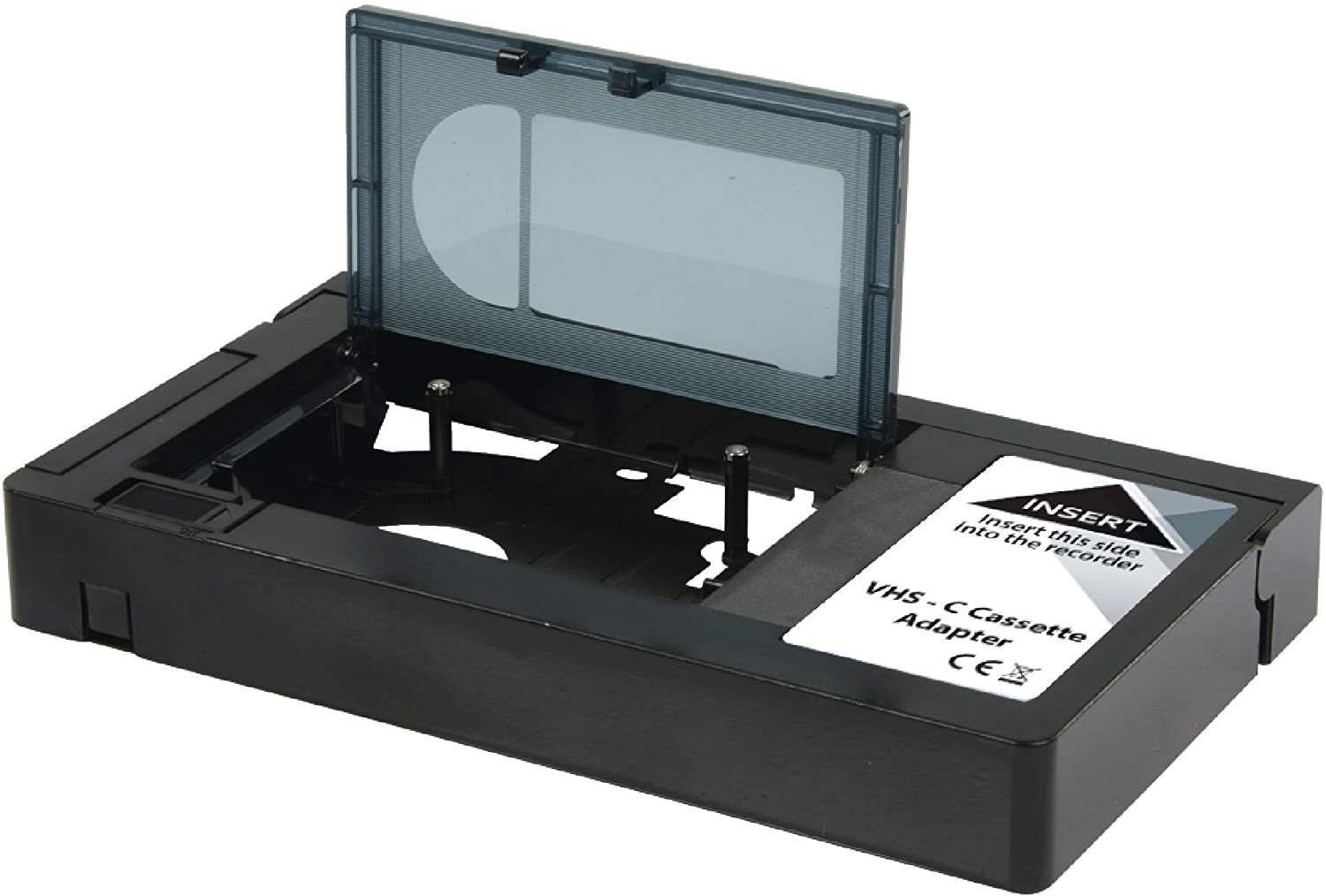 Amazon Com Konig Vhs C Cassette Adapter Kn Vhs C Adapt Not Compatible With 8mm Minidv Camera Photo