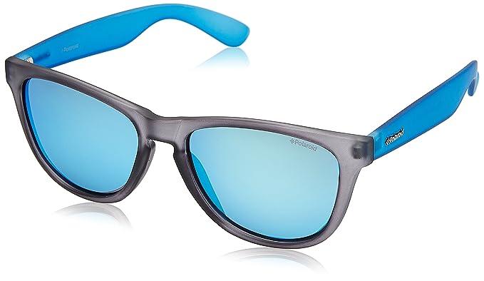 Polaroid Herren Sonnenbrille » P8443«, grau, Y4T/JY - grau/ blau