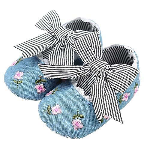 Saingace Baby Shoes for Girls d75f54c30131