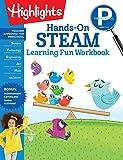 Preschool Hands-On STEAM Learning Fun Workbook (Highlights Learning Fun Workbooks)