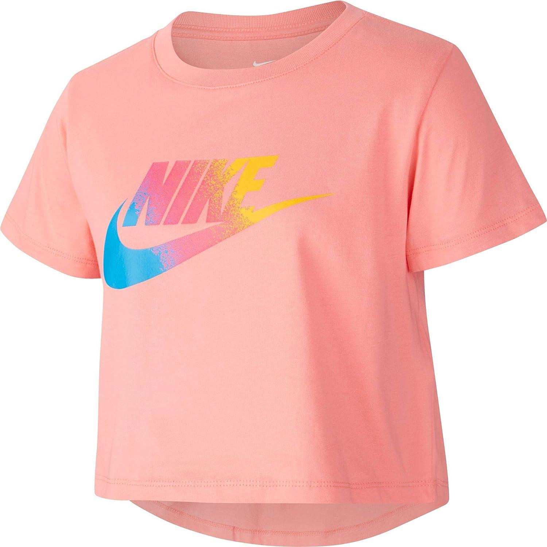 NIKE Sportswear - Camiseta Niñas: Amazon.es: Deportes y aire libre