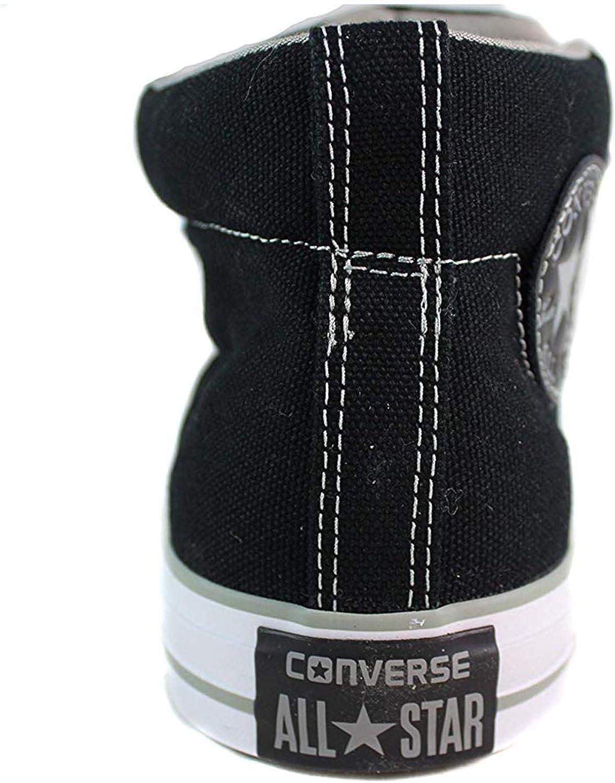Converse Mens Street Canvas Mid Top Sneaker