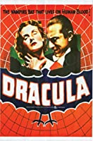 Paper Magic - Dracula Movie Poster Cling