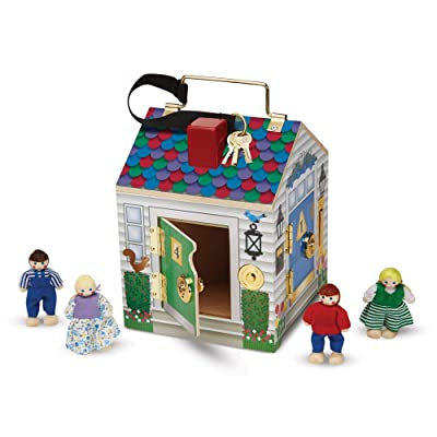 Melissa & Doug, Doorbell House: Toys & Games