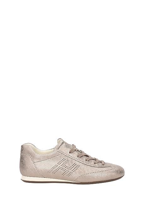 Hogan Sneakers OLYMPIA Donna - Pelle (HXW052000417HVC416) 37 EU ... bcf114db093