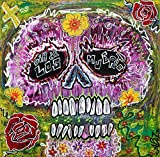 Wall Art Print entitled Craneo Rosado De Los Muertos by Laura Barbosa | 37 x 36