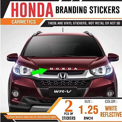 medium 4 X HONDA TYPE R Mirror Decal Sticker Detail-Best Quality