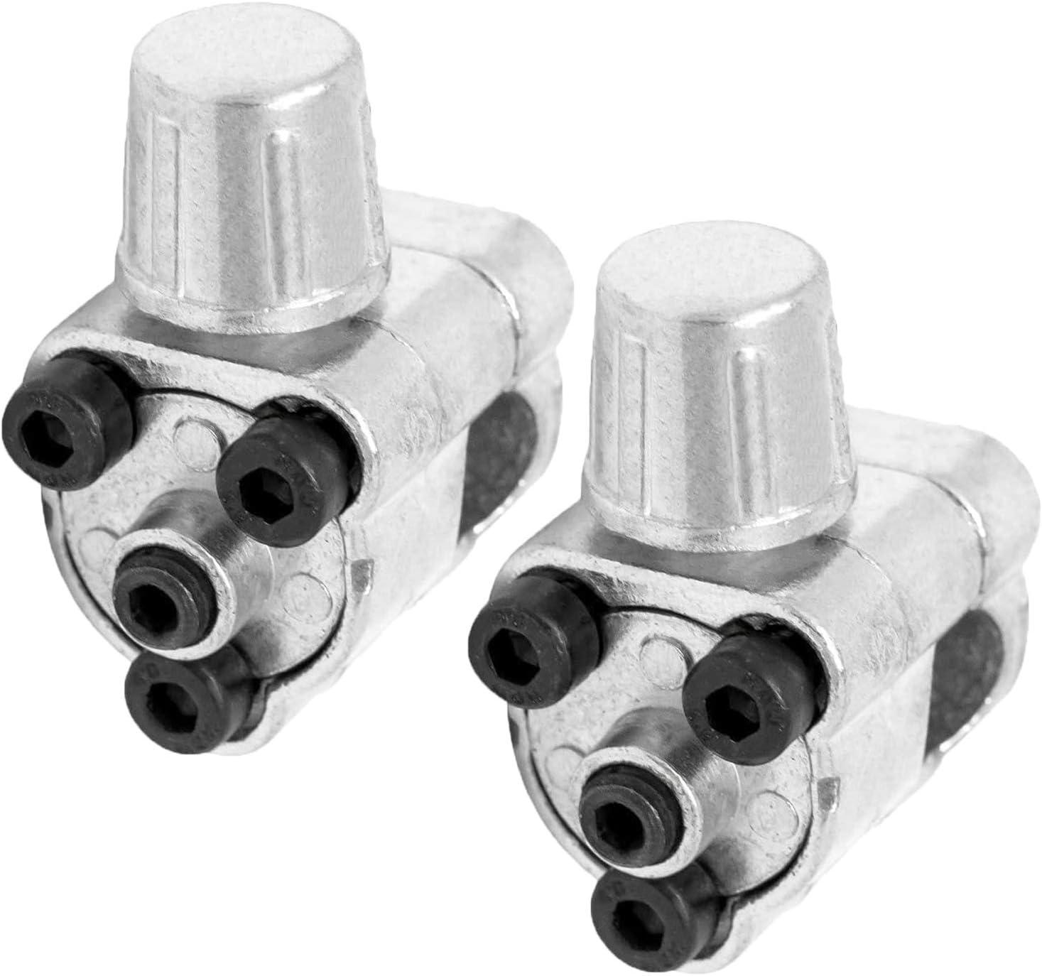 Piercing Bala BPV31 kits de válvula de torneira com medidor de pressão para AP4502525 GPV14 31,38