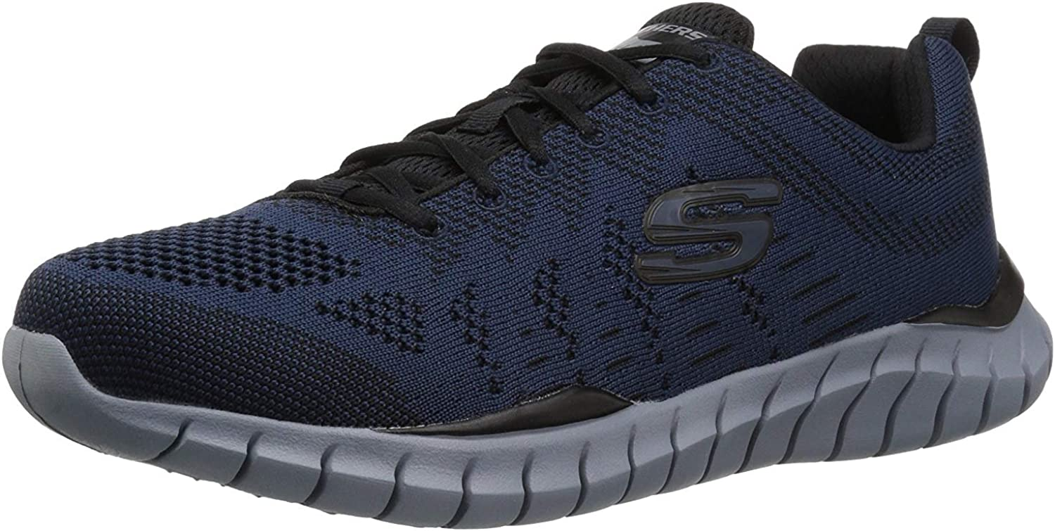 Skechers Men s Overhaul Debbir Oxford