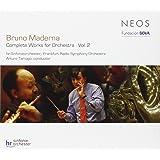 Sämtliche Werke für Orchester Vol.2