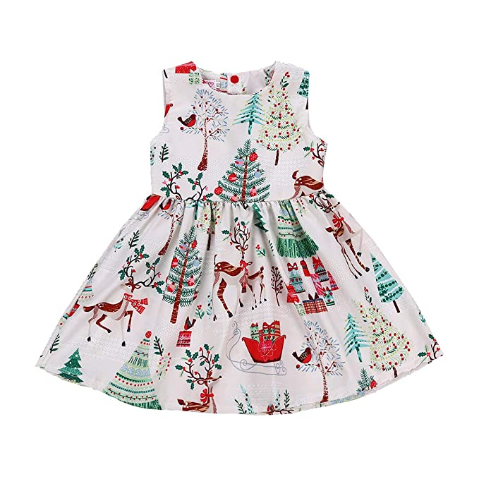 Amazon.com: GRNSHTS - Conjunto de vestidos de Navidad para ...