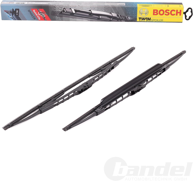 BOSCH TWIN SCHEIBENWISCHER SET VORNE 551S 550+500mm