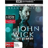 John Wick    (4K Ultra HD)