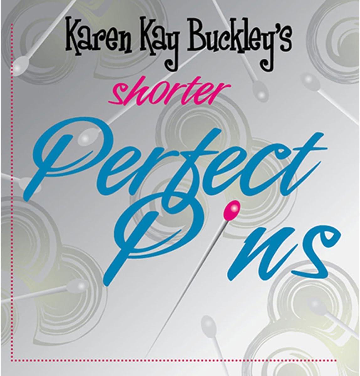 Buckleys Plastic Templates Small Karen Kay Buckley Kkb6823 /'s Perfect Circles