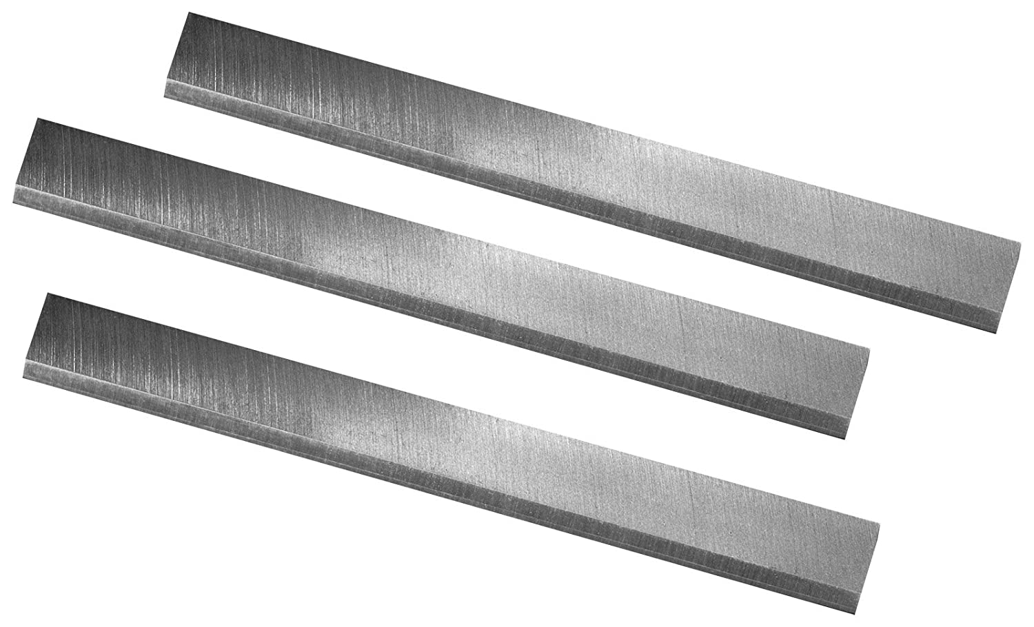 Powertec 148030 6 Inch Hss Jointer Knives For Delta  195 Set Of 3 Amazon Com