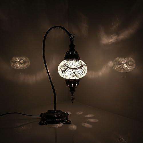 Turkish Lamp Tiffany Style Table Lamp