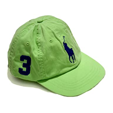 39f8b47dc13 Polo Ralph Lauren Men Adjustable Pony Logo Hat (Newport Navy)  Amazon.ca   Clothing   Accessories