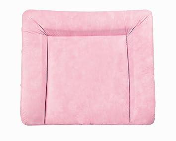 Julius Zöllner 2220142710 Softy - Cambiador para bebé (75 x 85 cm) rosa