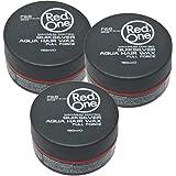 RedOne Aqua Wax Full Force (grau) 3 x 150ml