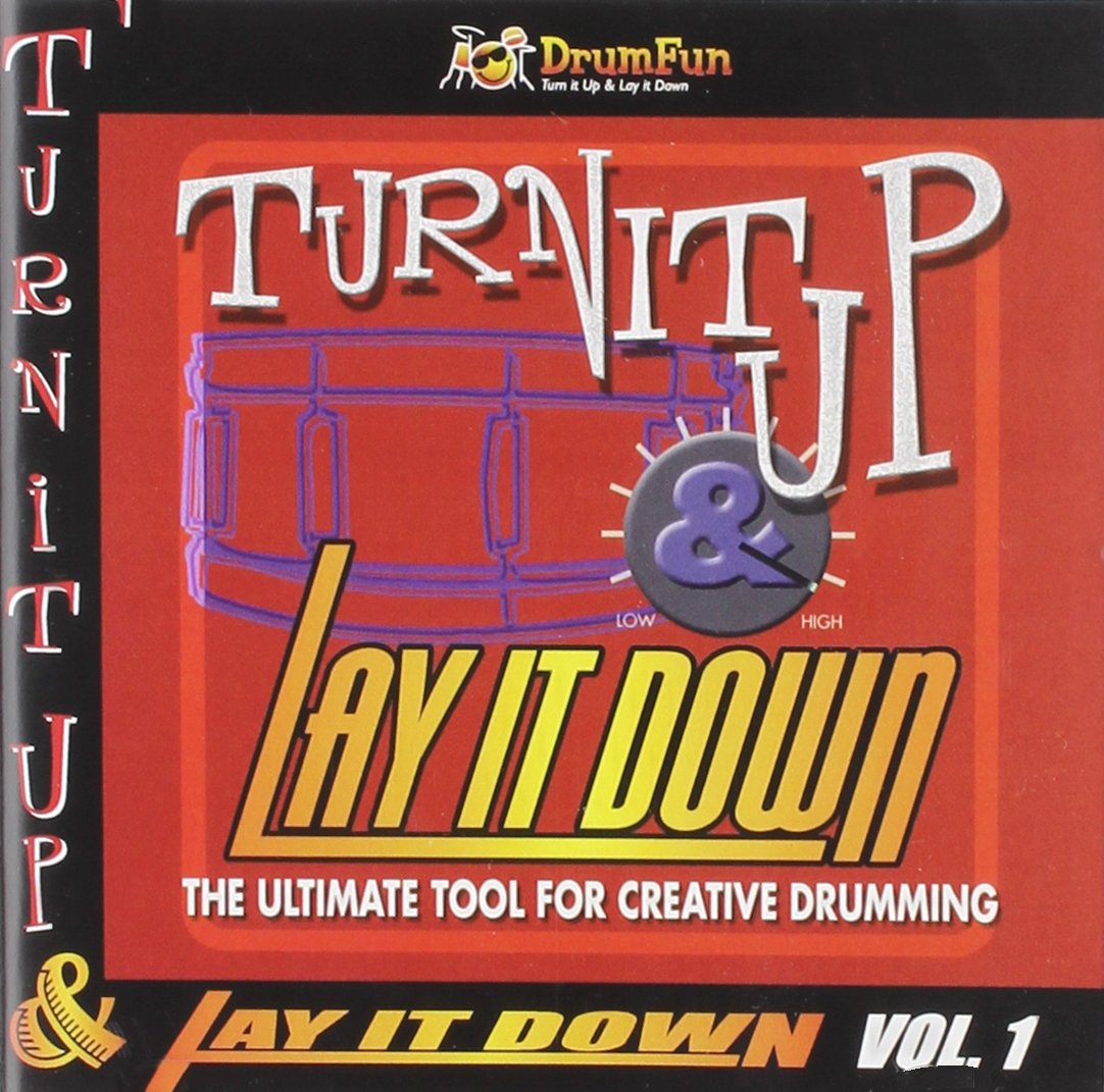 Download Turn it Up and Lay it Down: Volume 1 PDF